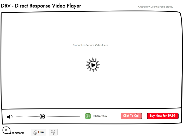 DRV_direct_response_video_player