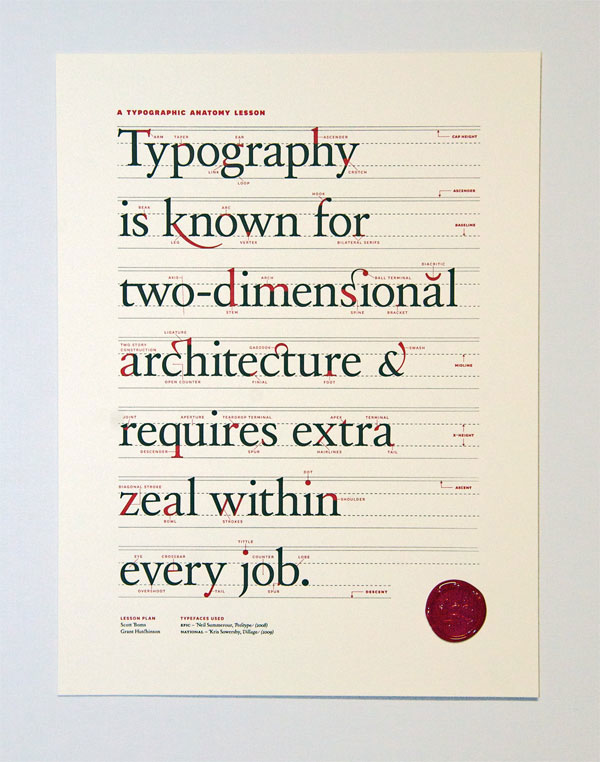 Typography-poster